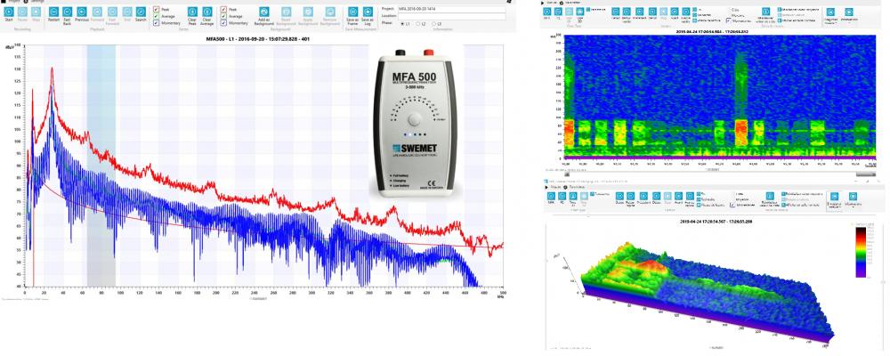 MFA500 – Un appareil de mesure spécial CPL Smart Grid et Linky